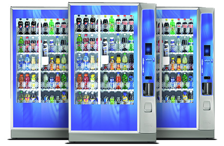 Beverage vending machines in Los Angeles and Orange County
