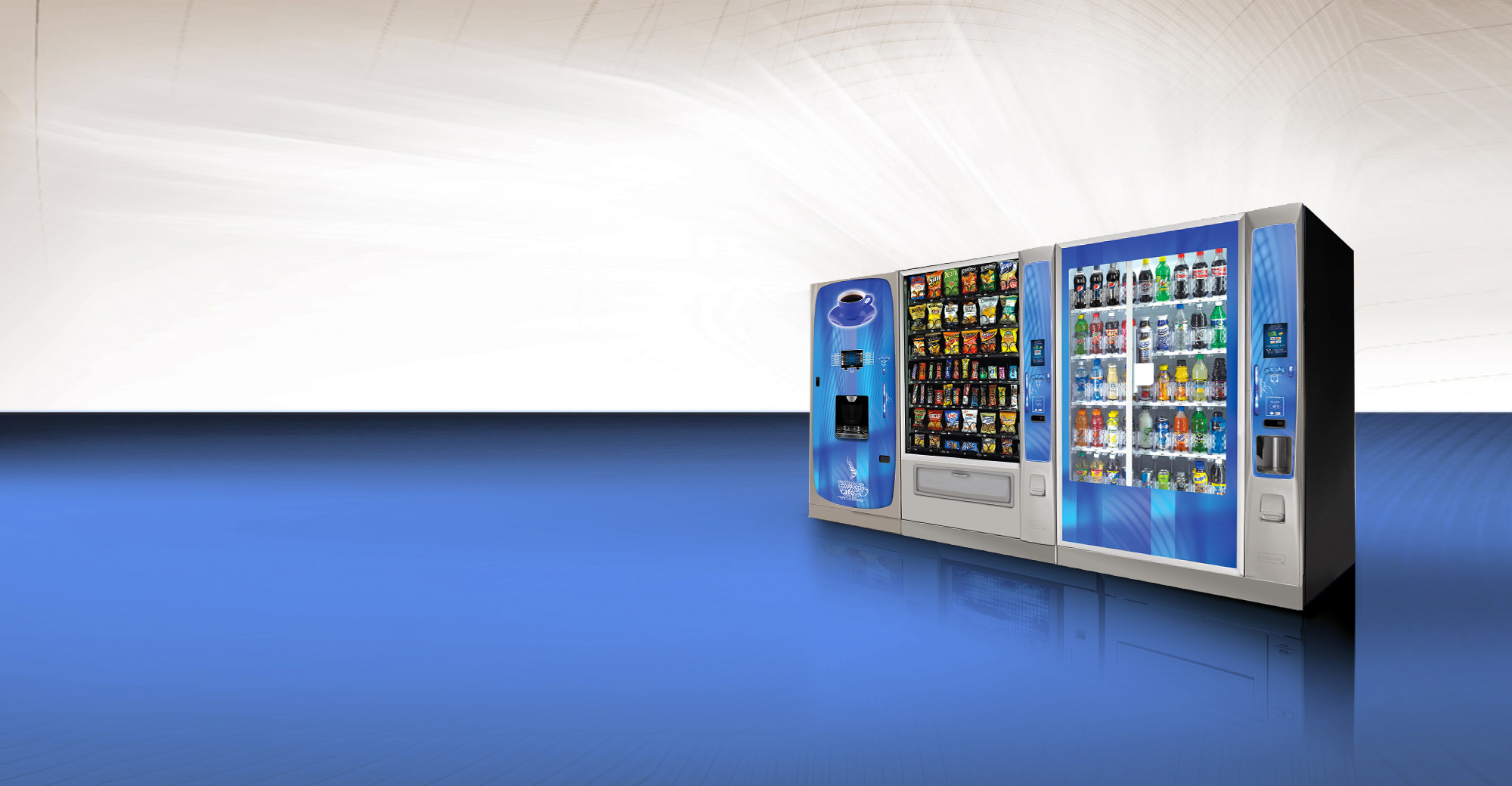 Vending machines in Los Angeles and Orange County